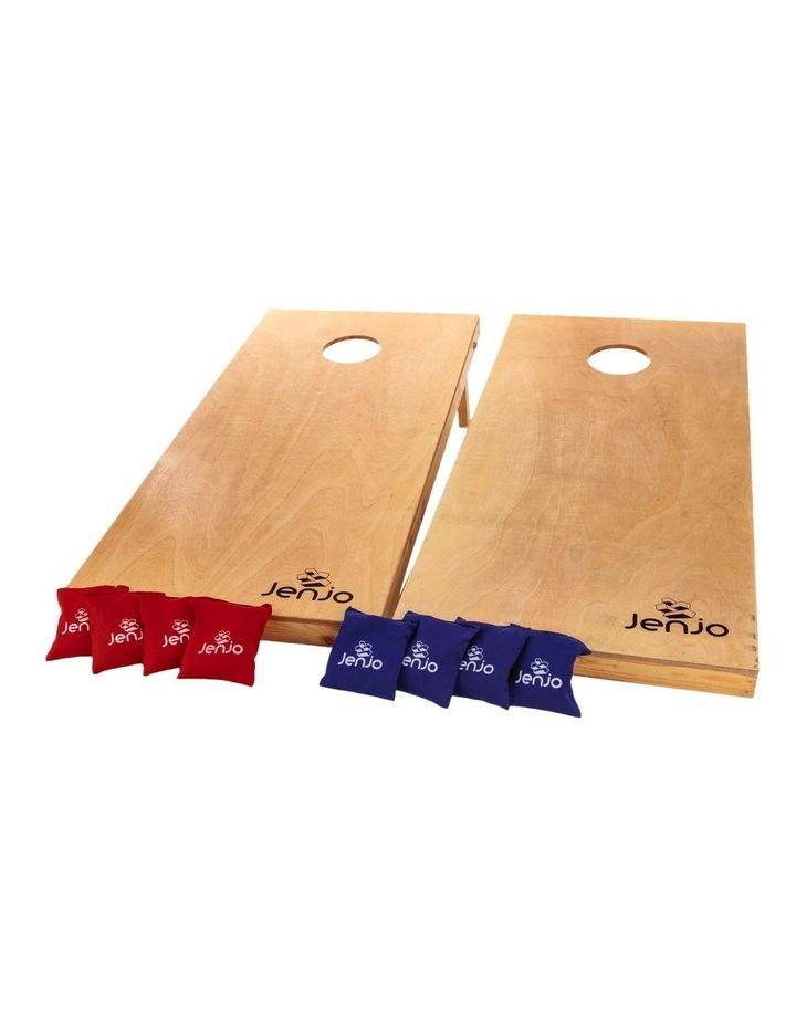 Competition Cornhole Boards & Bean Bag Toss Game Set 120X60cm image 3