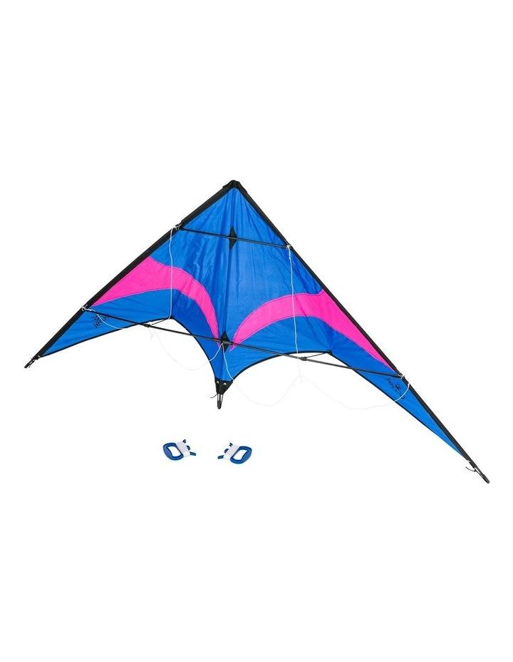Stunt Kite Blue & Purple image 1