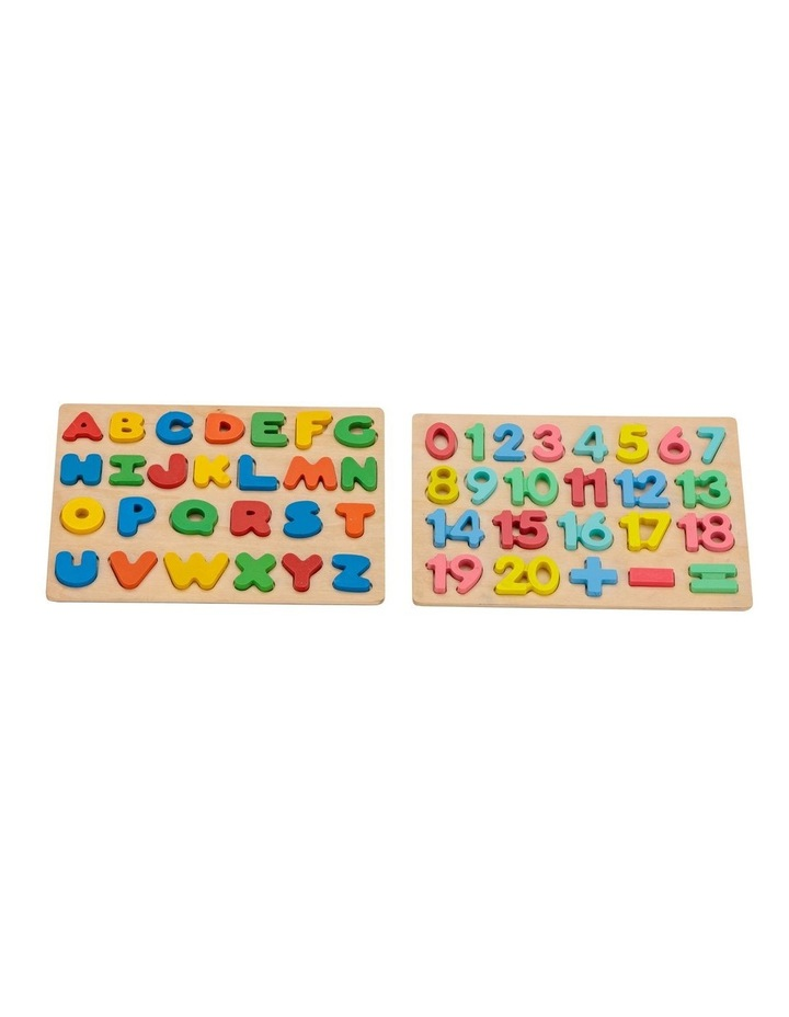 Kids Learning and Educational Letters A-Z & Numbers 1-20 image 1