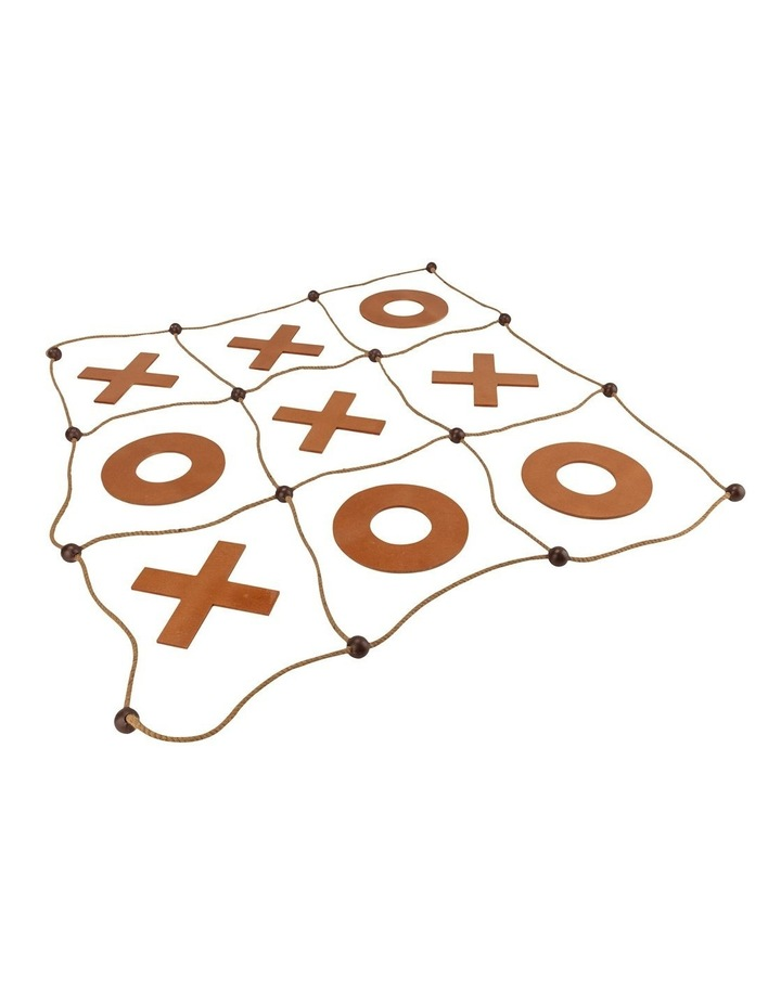 Giant Noughts And Crosses Tic Tac Toe Game Set image 1