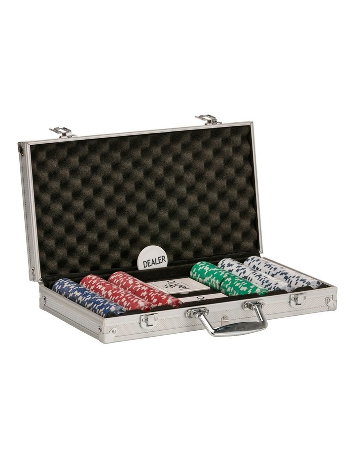 Poker Sets With Premium Plastic Playing Cards image 1