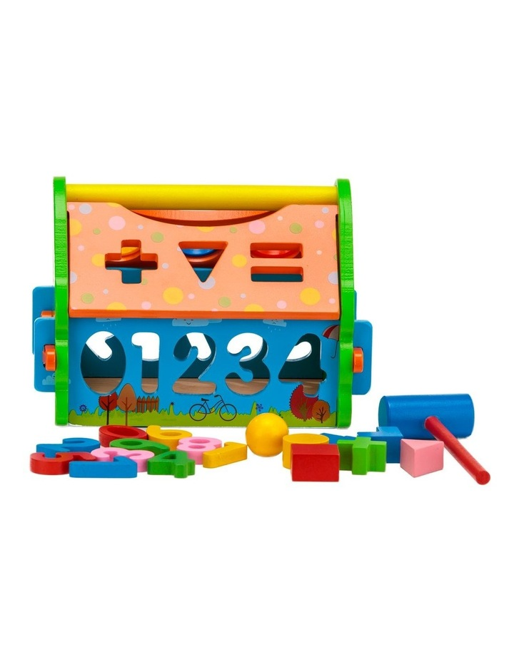 Wooden Toy Playhouse image 2