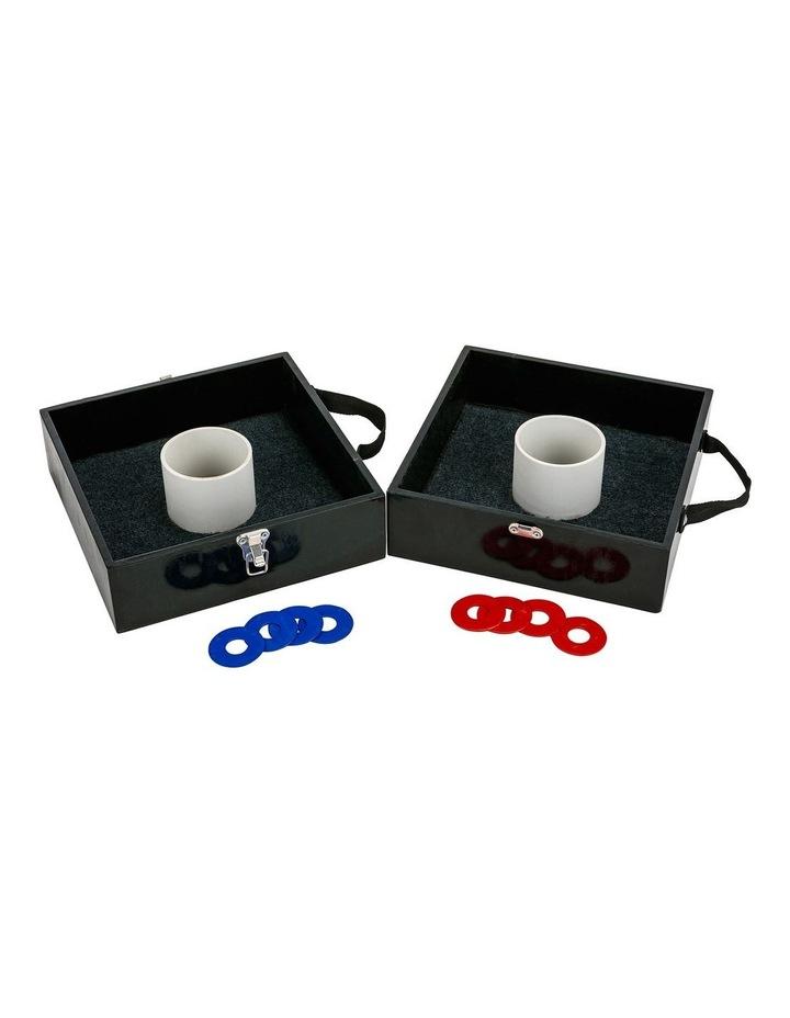 Washers Game Set 30.5 x 30.5cm Black Box image 1