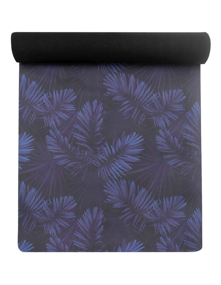 Midnight Palm XL Non-Slip Eco Yoga Mat image 2