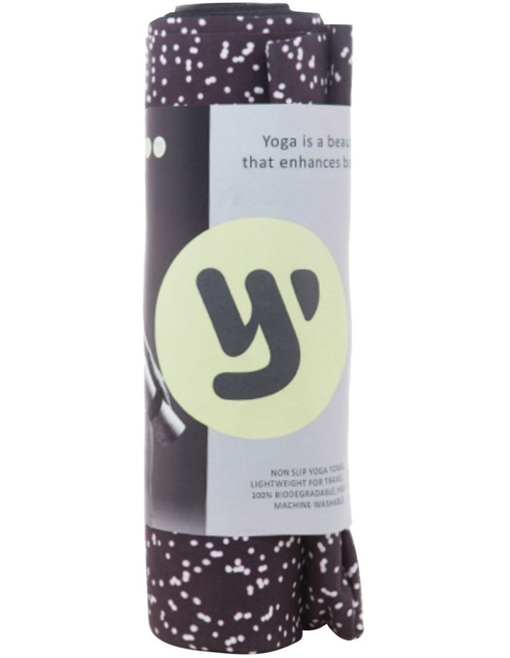 Stardust Non-Slip Yoga Towel image 1