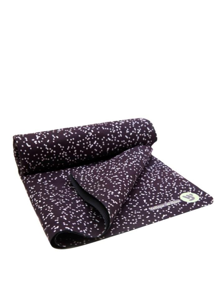 Stardust Non-Slip Yoga Towel image 2