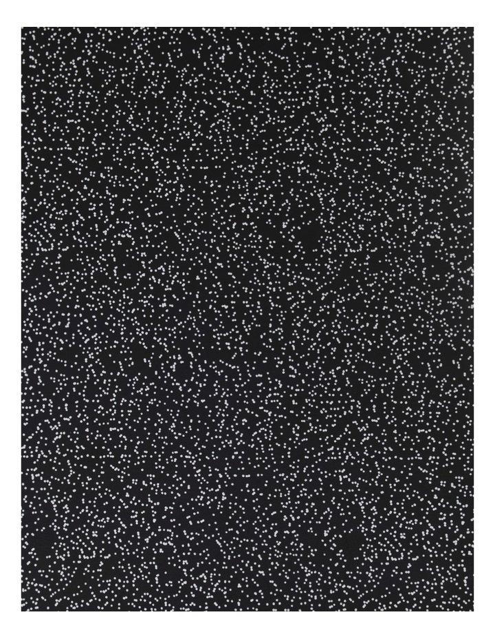 Stardust Non-Slip Yoga Towel image 3
