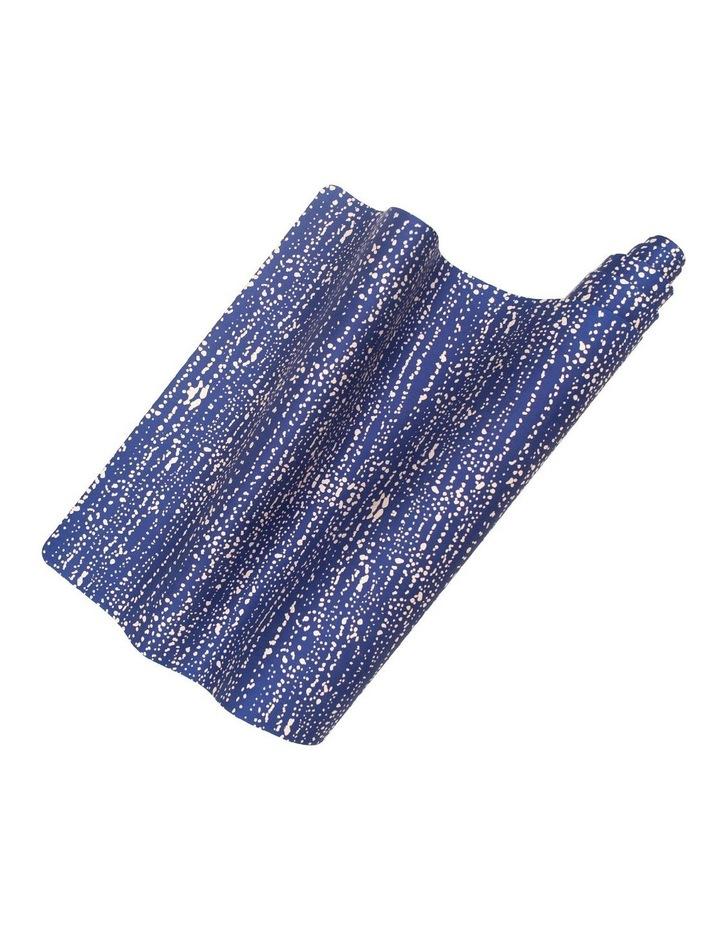 Shibori Non-Slip Eco Yoga Mat image 1