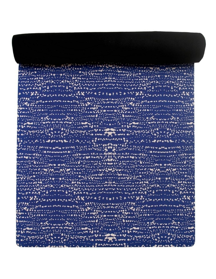 Shibori Non-Slip Eco Yoga Mat image 2