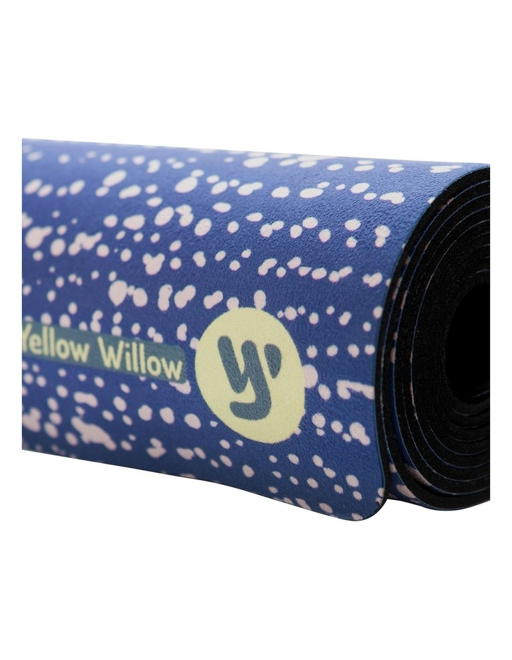 Shibori Non-Slip Eco Yoga Mat image 3
