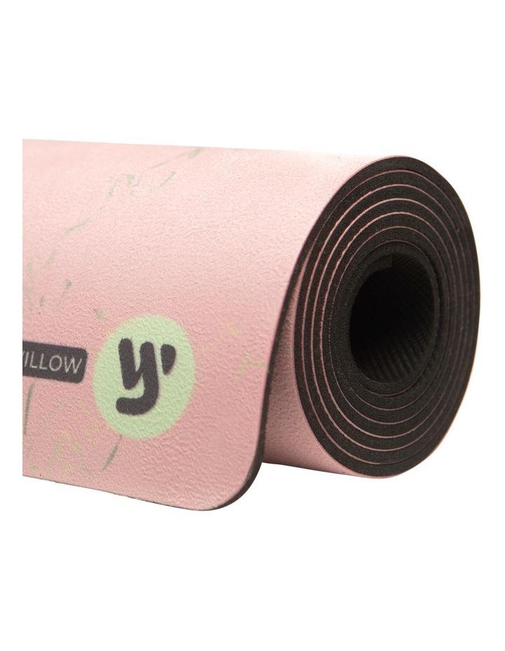 Rose Gold Non-Slip Eco Yoga Mat image 2
