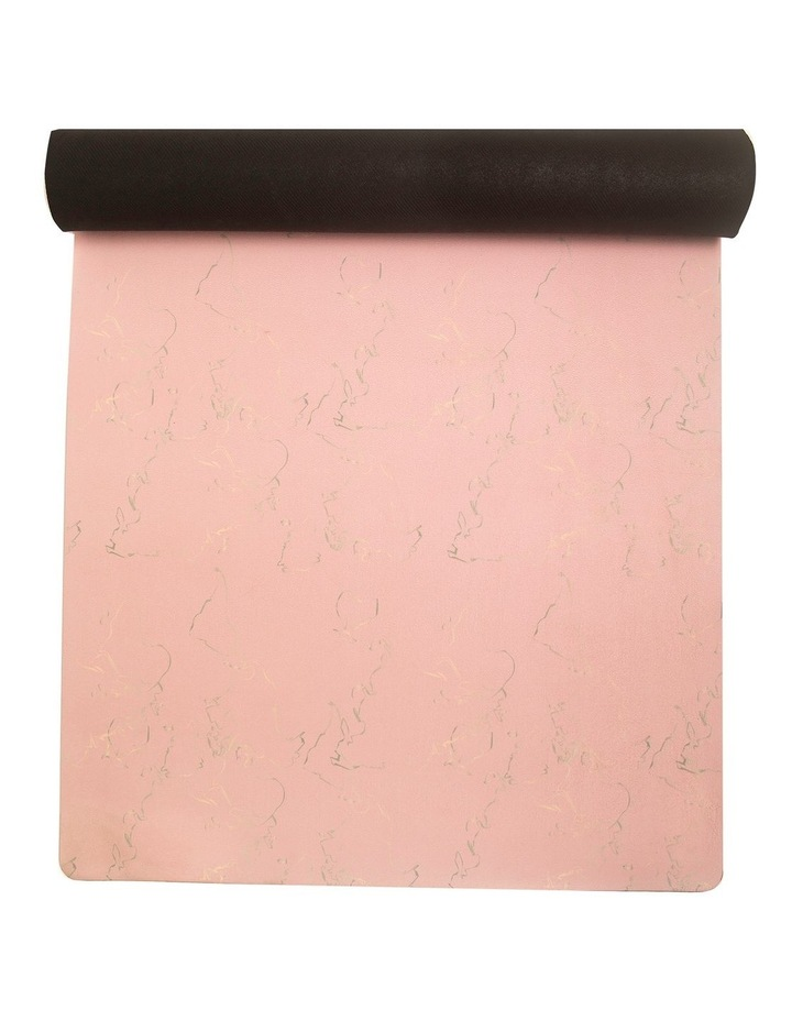Rose Gold Non-Slip Eco Yoga Mat image 3
