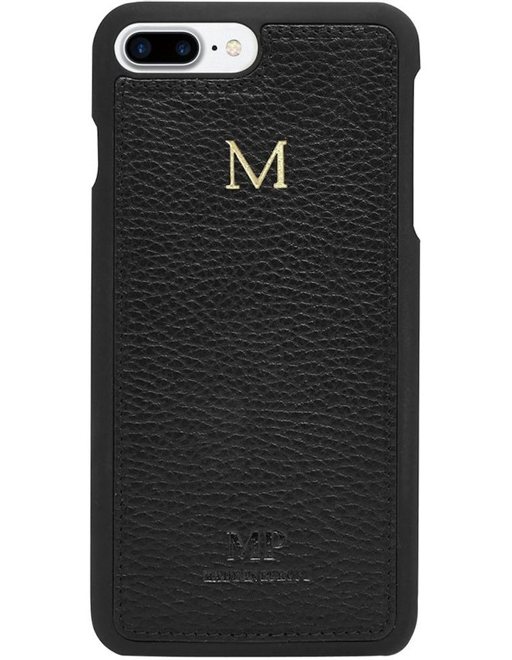 Grainy Black iPhone 7 Plus Case Set image 2