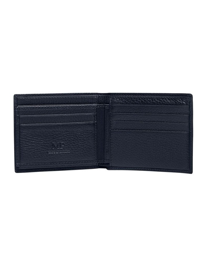 Grainy Navy Men's Convertible Wallet image 2