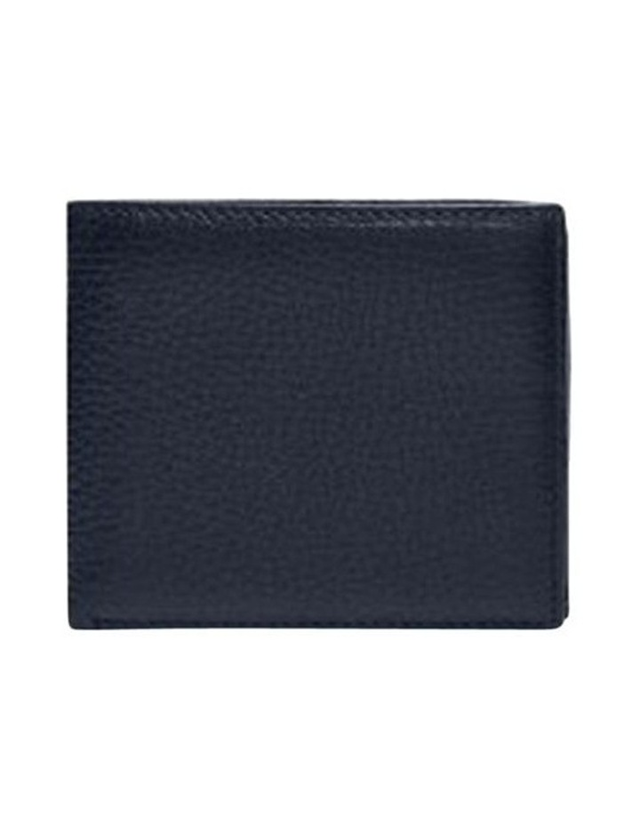 Grainy Navy Men's Convertible Wallet image 5