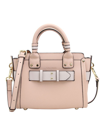 1c14228f4635 Belle   BloomAlly Leather Satchel Blush. Belle   Bloom Ally Leather Satchel  Blush. price