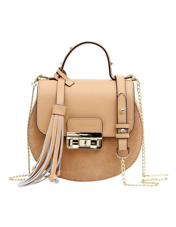 a5f5e65da552 Belle   BloomBelmore Exchange Leather Cross Body Bag Tan. Belle   Bloom  Belmore Exchange Leather Cross Body Bag Tan