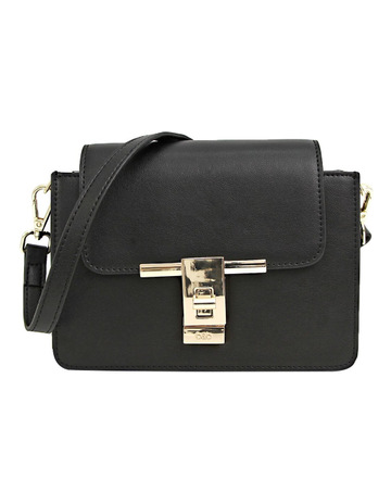 Belle   BloomSeattle Night Leather Cross Body Bag Black. Belle   Bloom  Seattle Night Leather Cross Body Bag Black 3c007c6c22f49