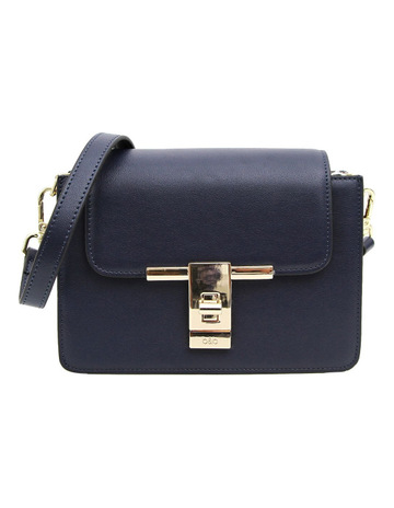 Belle   BloomSeattle Night Leather Cross Body Bag Navy. Belle   Bloom  Seattle Night Leather Cross Body Bag Navy 3fcb8a6b31ad7