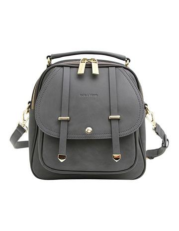 Belle   BloomCamila Leather Backpack Ash. Belle   Bloom Camila Leather  Backpack Ash. price 68fbde3b9a815