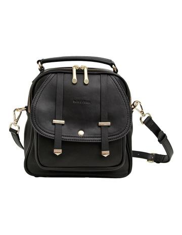 ec0ed4f5b6 Belle   Bloom Camila Leather Backpack Black
