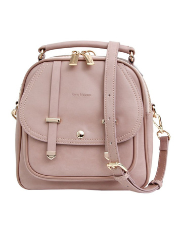 66eb3c139587 Belle   Bloom Camila Leather Backpack Dusty Pink. price. Was 219.95.  Now 164.95. 30% off. Women s shoes