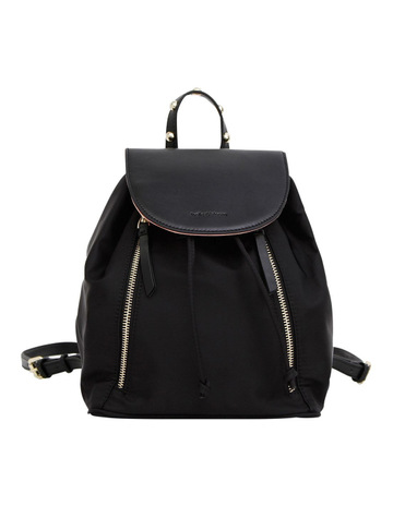 ce5550cf12a Belle & Bloom Kenzo Black Mini Backpack