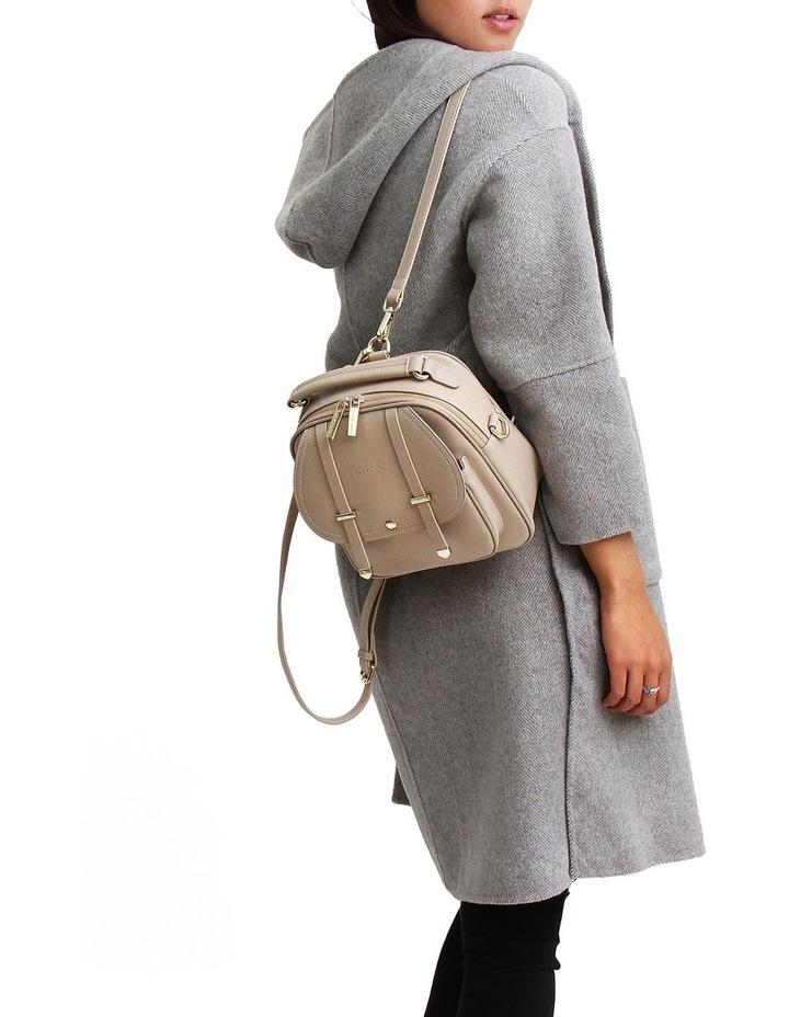 Walk This Way Grey Wool Blend Oversized Coat image 6