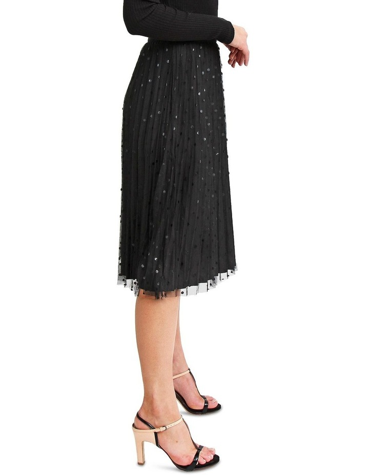 Mixed Feelings Black Reversible Skirt image 2