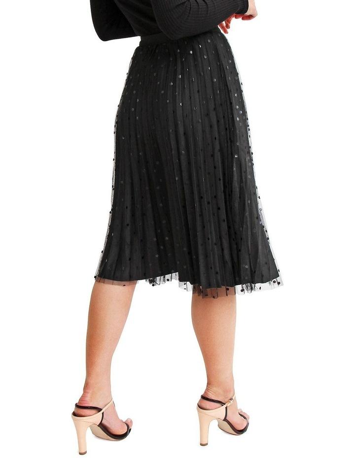 Mixed Feelings Black Reversible Skirt image 3