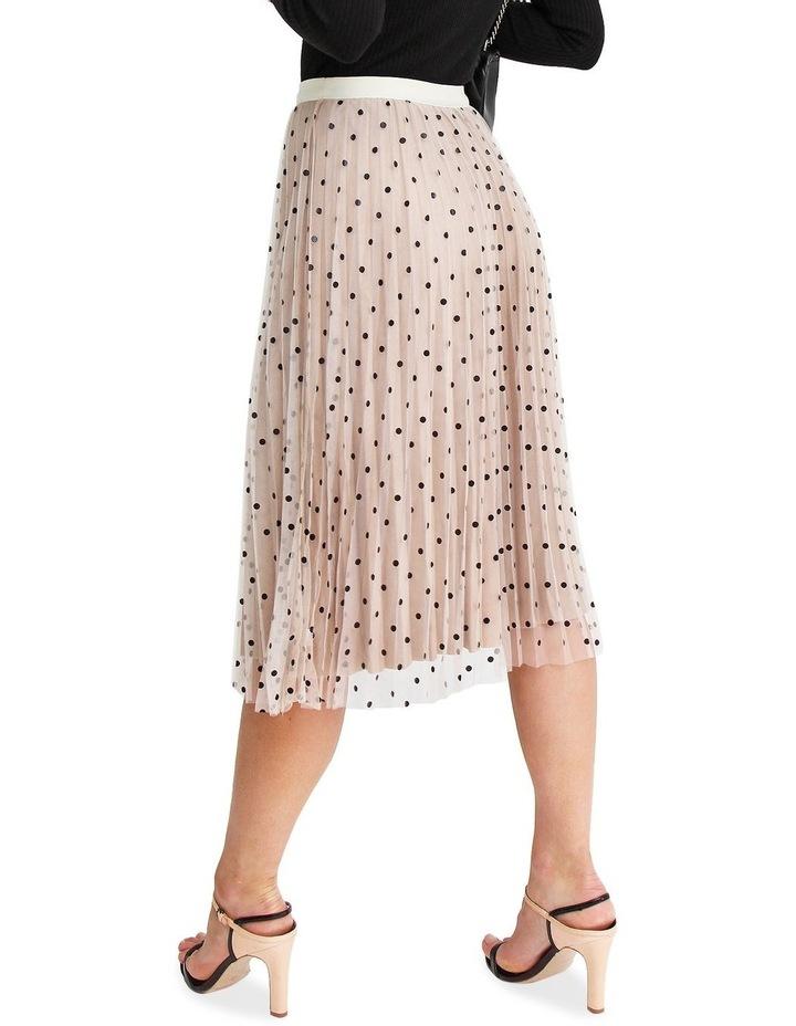 Mixed Feelings Beige Reversible Skirt image 2