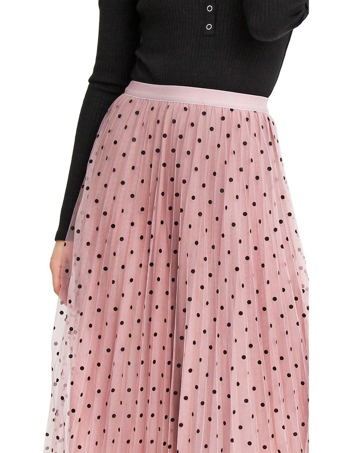 Mixed Feelings Pink Reversible Skirt image 4