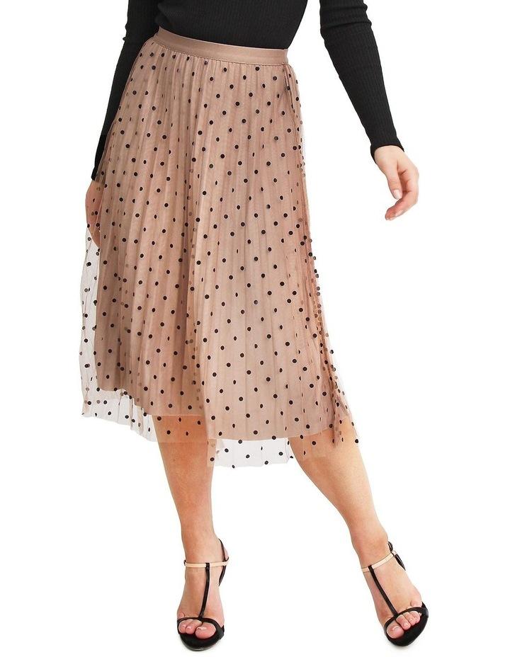 Mixed Feeling Mushroom Reversible Skirt MF400KHA image 1