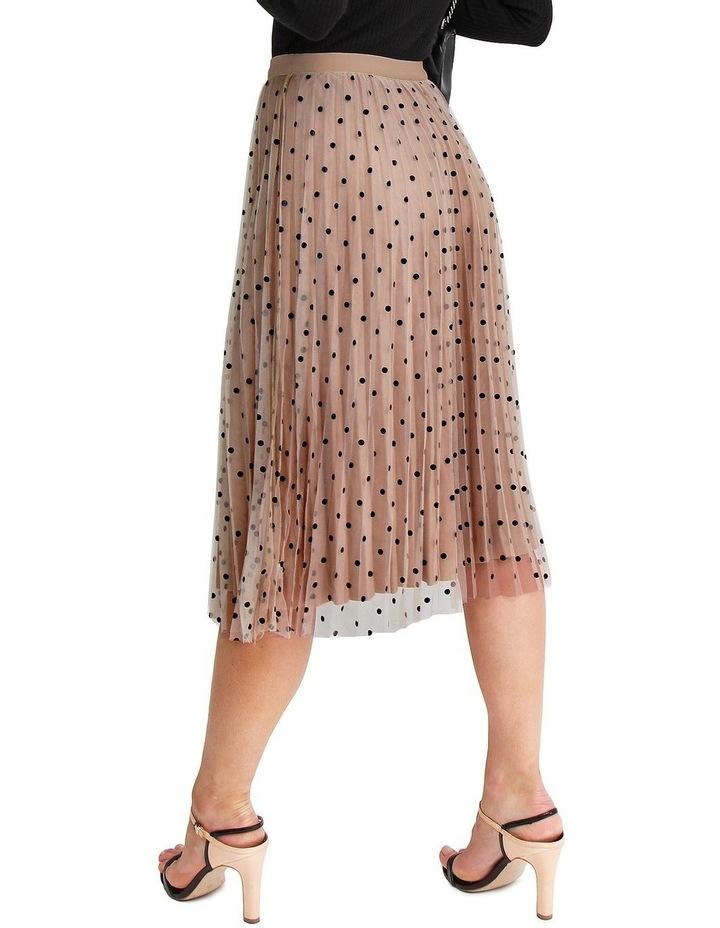 Mixed Feeling Mushroom Reversible Skirt MF400KHA image 2