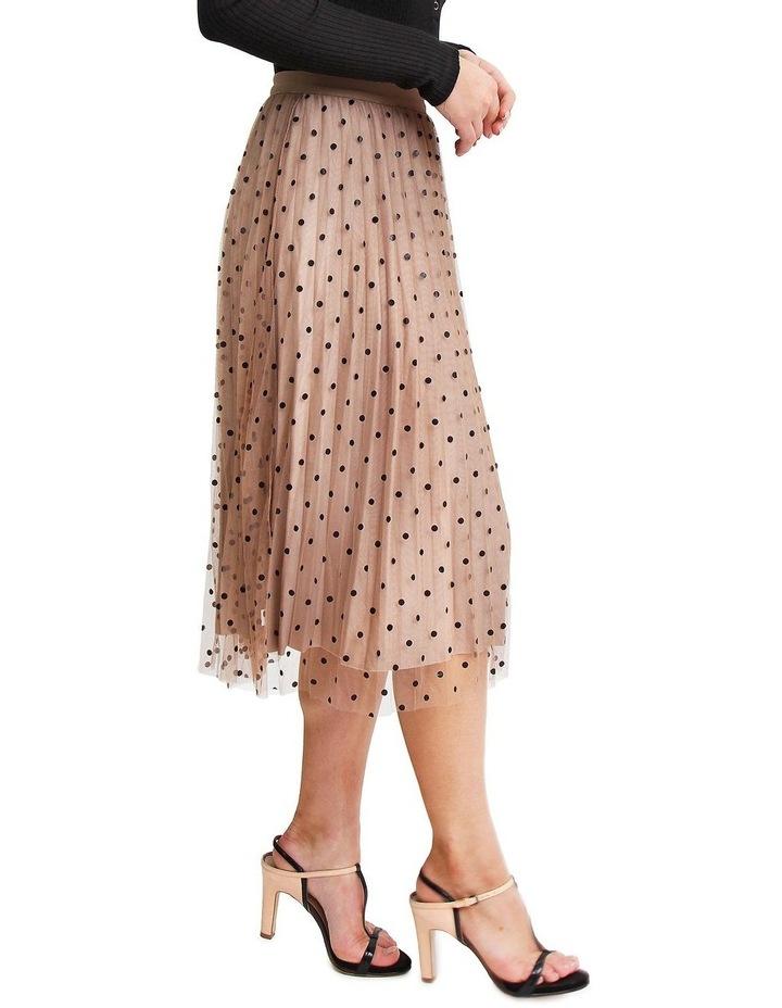 Mixed Feeling Mushroom Reversible Skirt MF400KHA image 3