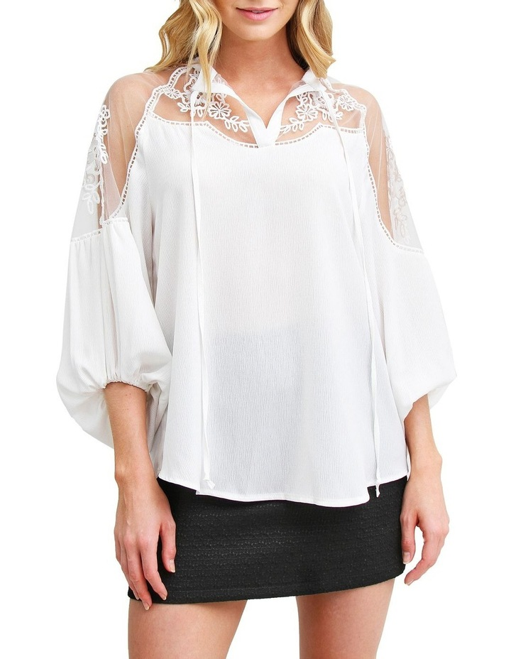 Bronte Afternoon White Blouse image 1