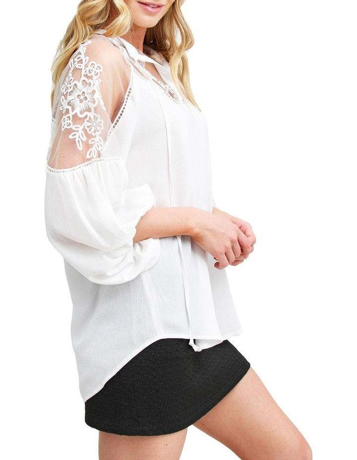 Bronte Afternoon White Blouse image 2
