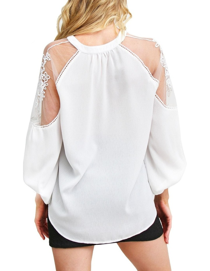 Bronte Afternoon White Blouse image 3