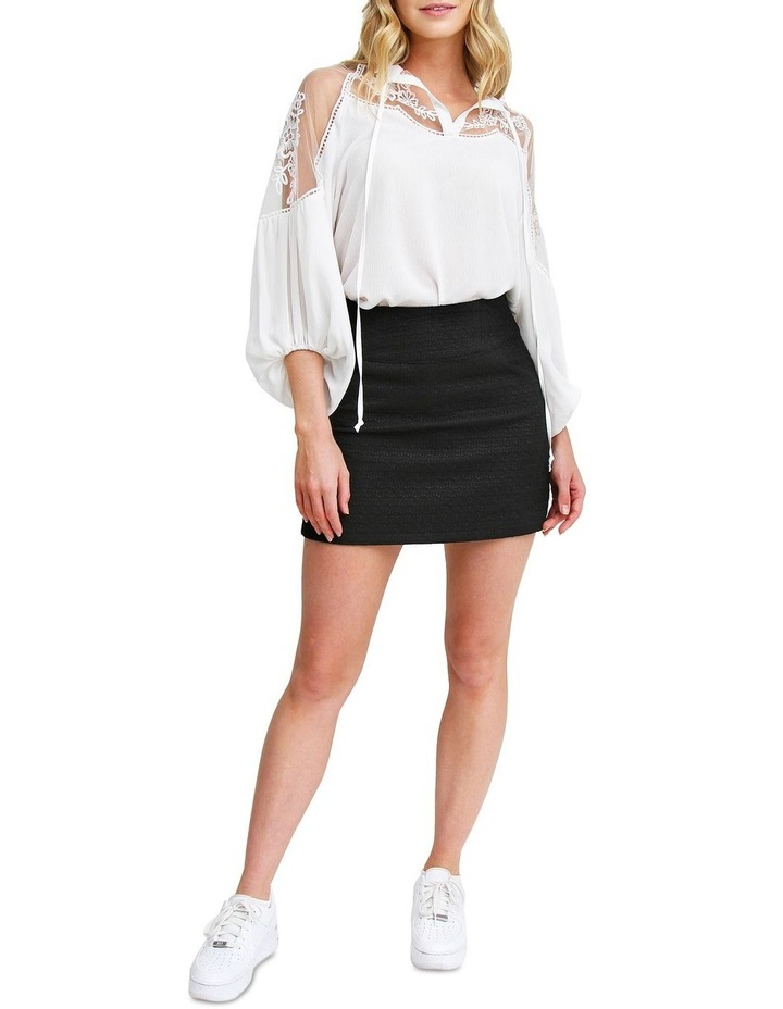 Bronte Afternoon White Blouse image 4