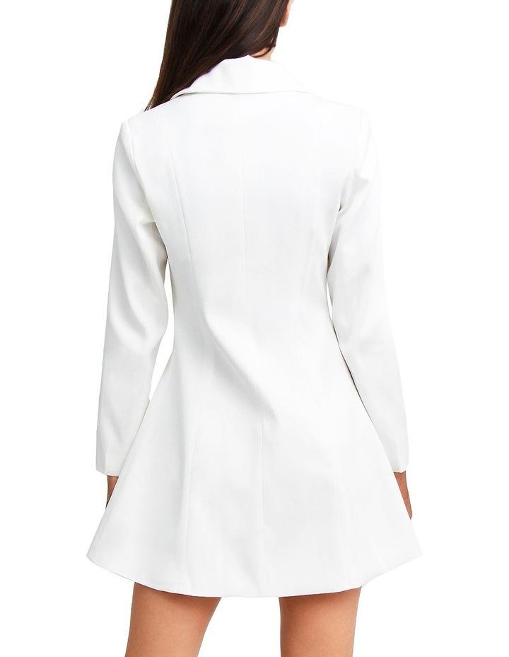 The Avenue Blazer White Dress image 3