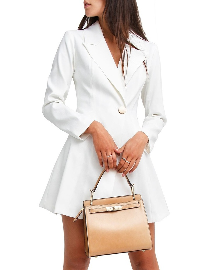 The Avenue Blazer White Dress image 4