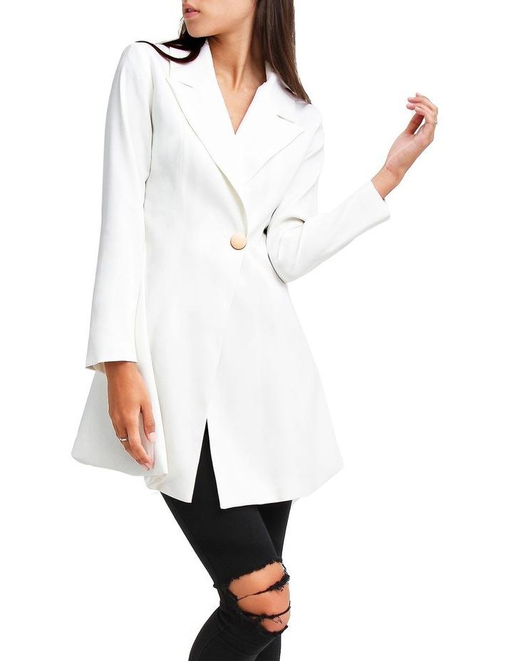 The Avenue Blazer White Dress image 6