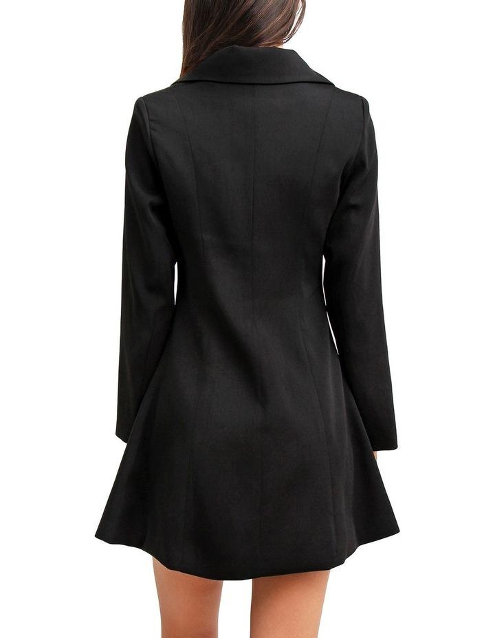 The Avenue Black Blazer Dress image 3