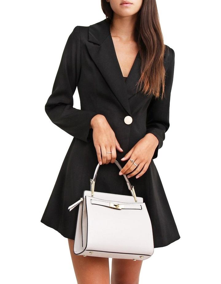 The Avenue Black Blazer Dress image 4