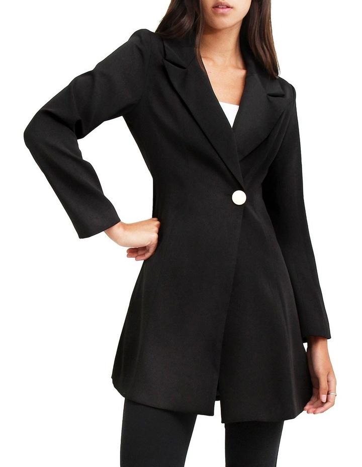 The Avenue Black Blazer Dress image 6