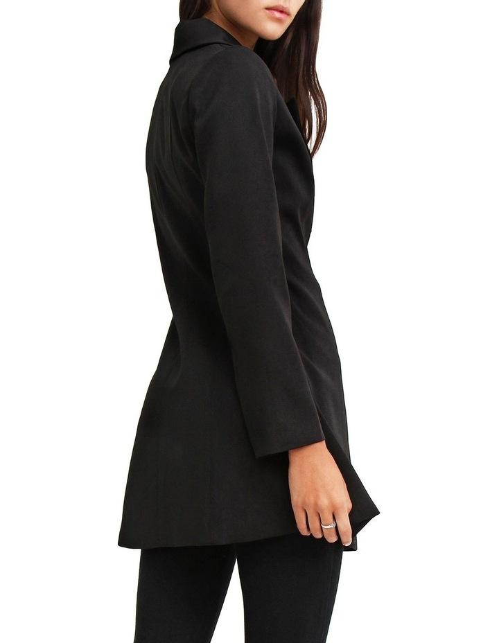 The Avenue Black Blazer Dress image 7
