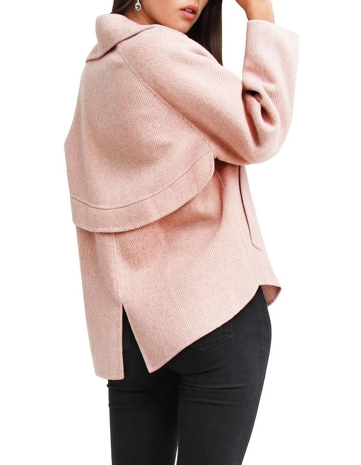 I'm Yours Blush Wool Blend Peacoat IYS300BLUSH image 2