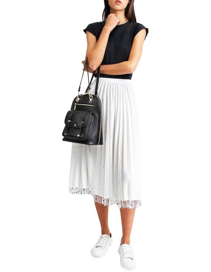 Mixed Feelings White Reversible Skirt image 6