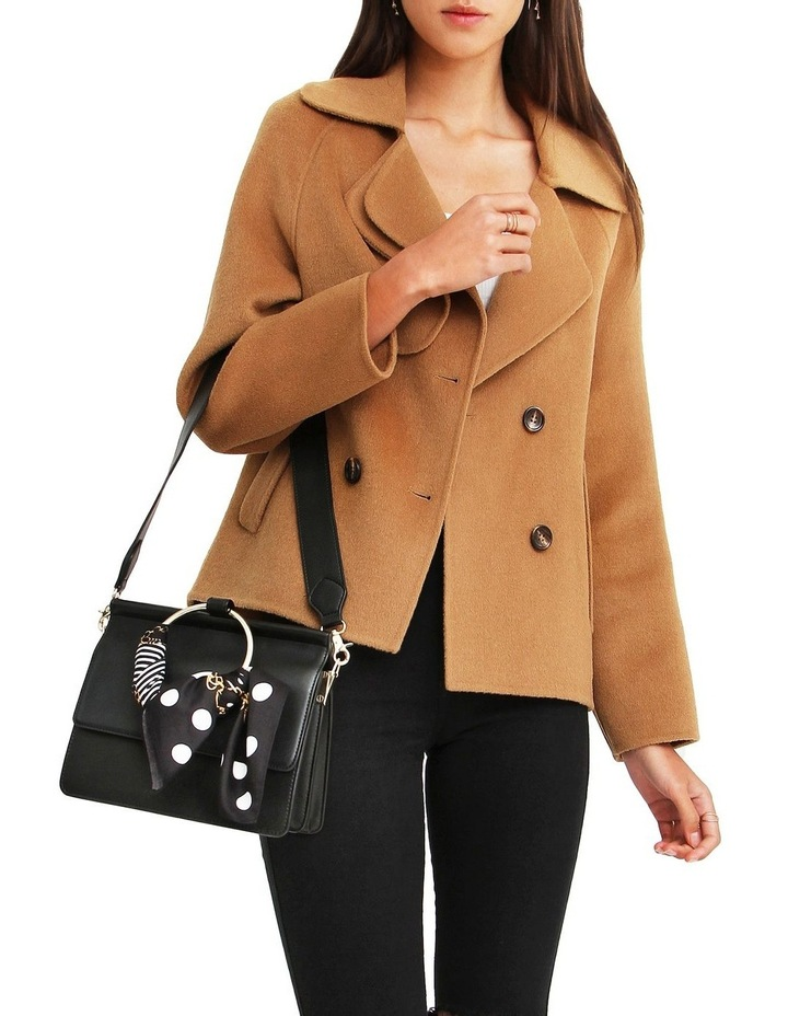 I'm Yours  Camel Wool Blend Peacoat image 4