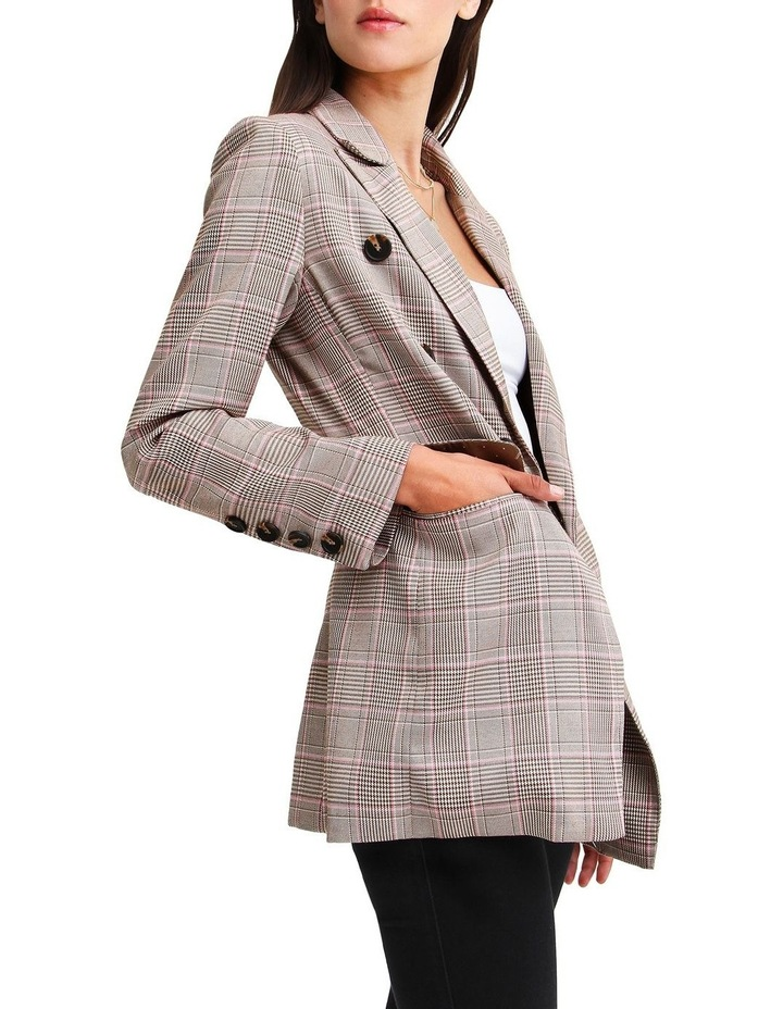 Too Cool For Work Plaid Blazer image 2